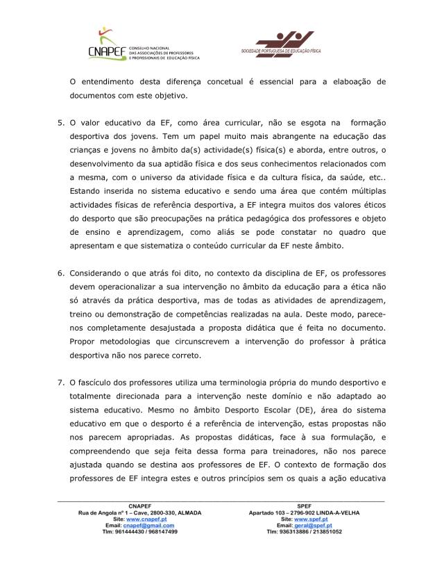 2014-2015 Parecer Fascículos Professor-Treinador2