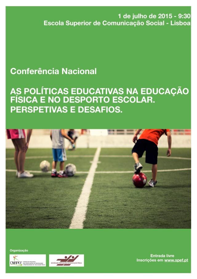 Programa Conferência Nacional 1 de Julho 2015 2