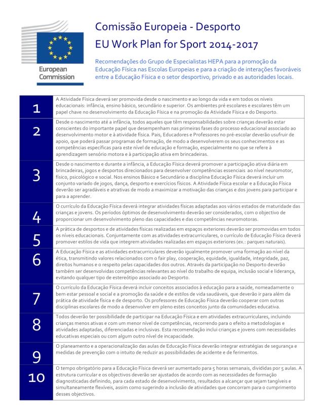 Compilação CNAPEF de Recomendações HEPA_1